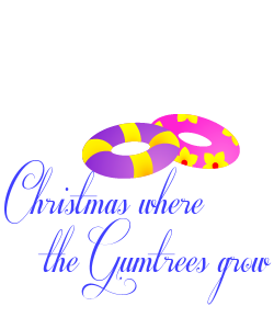 Christmas Where the Gum Trees Grow - Australian Christmas Carol
