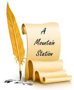 A Mountain Station